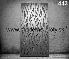 PLOTY GEOMETRY – Ploty-Brány-Zábradlia-Doplnky Plasma Cutting, Home Decor, Patrones, Balcony, Homemade Home Decor, Decoration Home, Interior Decorating
