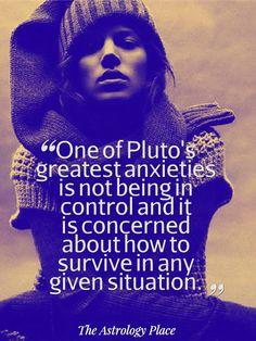 Scorpio Zodiac's Co-Ruler: Pluto One of Pluto's greatest anxieties is not being in co. Scorpio Traits, Zodiac Signs Scorpio, Astrology Zodiac, Pisces, Astrology Report, Zodiac Traits, Sun Conjunct Pluto, Tarot, All About Scorpio