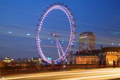 Top 10 London Attractions, from Trafalgar to the Tate: London Eye