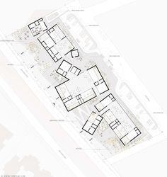 STL Chicago - heva adult care center Source by Architecture Site Plan, Architecture Drawings, Residential Architecture, Storefront Glass, Big Architects, Wooden Facade, Elevation Drawing, Big Building, Stucco Walls