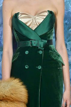 Alexis Mabille Haute Couture Fall Winter 2014/2015 Detail