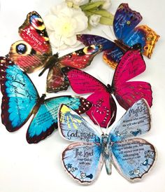Excited to share this item from my shop: 5 x Christian Gift Butterflies / Christian Bible Journaling Stickers Scrapbooking, Sunday School Church Baptism Gift Tag Bible Verse Decor Bible Verse Decor, Bible Verses, Isaiah 12, Baptism Gifts, Glue Dots, Scrapbook Stickers, Christian Gifts, Journalling, Scrapbooking Ideas