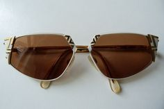 Vintage art deco style sunglasses found in a Berlin flea market