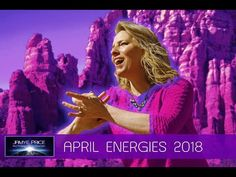 Watch my April Monthly Energies Video and Enjoy the Light Language! #chakrahealing  #lightlanguage #jamyeprice