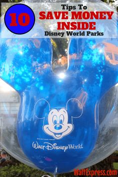 """Every penny saved is a penny towards another Disney World Vacation. Check out these """"10 Tips to Save Money Inside Walt Disney World Parks"""" and find out how to keep more cash in your pockets. #WALTEXPRESS #DISNEYWORLD #SAVEMONEYDISNEY Disney Dining Tips, Disney Tips, Disney World Parks, Walt Disney World Vacations, Travel With Kids, Money Saving Tips, Hard Earned, Travel Tips, Life Hacks"""