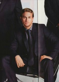 Christian Grey, CEO, Grey Enterprises Holdings, Inc. #FiftyShadesofGrey by E L James #CharlieHunnam