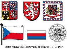 Výsledek obrázku pro státní symboly