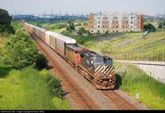 RailPictures.Net Photo: BCOL 4645 BC Rail GE C44-9W (Dash 9-44CW) at Vaughn , Ontario, Canada by Trevor Wiley