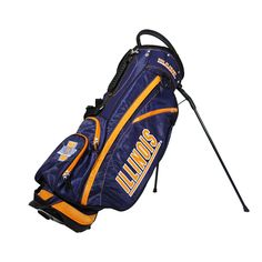Team Golf Illinois Fighting Illini Fairway Stand Bag