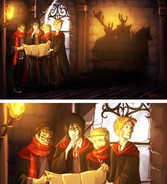 the marauders by mogoliz