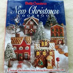 Betty Crocker's New Christmas Cookbook 1993 HC DJ (41214-755)