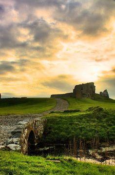 Duffus Castle - Scotland