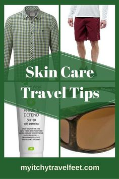 Skin cancer travel tips to protect your skin on the road or at home.