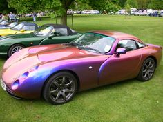 TVR Tuscan,, how I want you...