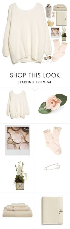 """pale"" by intanology ❤ liked on Polyvore featuring MANGO, Chanel, Polaroid, Forever 21, John-Richard, AS29, Superior and Coach"