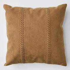 Zola PU Cushion - Tan | Target Australia Targeted Advertising, Marketing Communications, Cushions, Australia, House, Throw Pillows, Home, Cushion, Haus