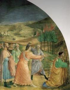 The Stoning of Stephen.