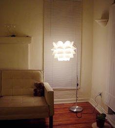 the knappa floor lamp - IKEA Hackers - IKEA Hackers