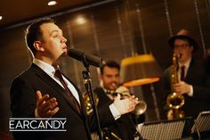 Toe-Tappingly charming, King of The Swingers takes the very best Swing-Jazz and New Orleans Blues and then they kick it up a notch. Hear classic tracks from artists like Ray Charles, Louis Armstrong & Duke Ellington performed by some of the best Jazz performers on the market.  https://earcandylive.co.uk/acts/king-of-the-swingers/