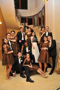 6 Bridesmaids + 1 - snapshot