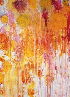 cy twombly the last paintings gagosian | Cy Twombly dead: American painter dies at 83 in Rome, Italy | Mail ...