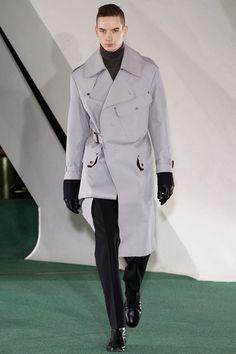 Menswear Fall 2014: The Key Trends | Visual Therapy.  Maison Martin Margiella