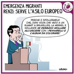 Asilo europeo
