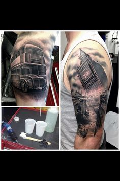 Awesome London tattoo