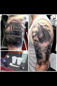 Awesome London tattoo