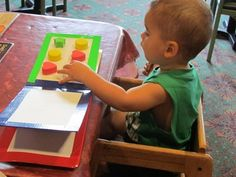 DIY Board Books from Teach Preschool