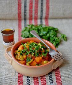 Húsmentes ételek | | Oldal 10 Gnocchi, Chana Masala, Curry, Ethnic Recipes, Food, Cilantro, Curries, Essen, Meals