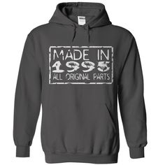 Wear this Hoodies now...  http://www.sunfrogshirts.com/Made-in-1995-Charcoal-Hoodie.html?6199