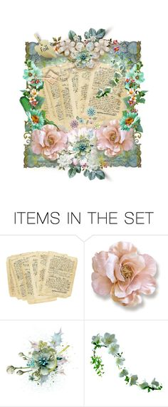 """Pastel Fall"" by sowana3 ❤ liked on Polyvore featuring art"