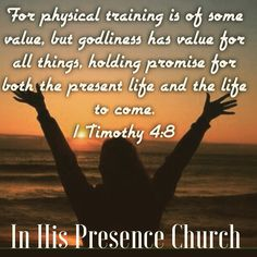 1 Timothy 4:8  Read the word for it is health and healing to all your flesh.   #Jesus #healing #miracles