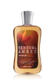 Sensual Amber® Shower Gel - Signature Collection - Bath & Body Works