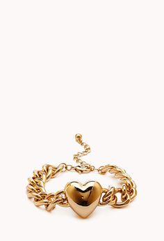 Forever 21 by Heart On Your Sleeve Bracelet