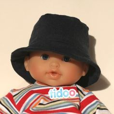 Tutos vêtements poupées sur petitcitron Baby Dolls, Bucket Hat, Doll Clothes, Free Pattern, Sewing, Crochet, Toys, Children, Index