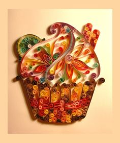 40 Inspirational Quilling Patterns