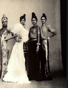 Looking for outfit inspiration to wear to our DECADE party why not try a turban? For grace style and a bad hair day works for me. Turbans, Headscarves, Belle Epoque, Decade Party, Paolo Roversi, Turban Style, Shooting Photo, Portraits, Glamour