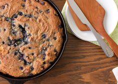 Blueberry Skillet Case » House of Bakes