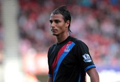 Stoke v Palace - Chamakh Crystal Palace Fc, Football Soccer, God, Celebrities, Dios, Celebs, Foreign Celebrities, Celebrity, The Lord