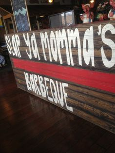 Slap Ya Momma's BBQ Smokehouse in Gulfport, MS