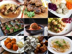 Doused with a healthy portion of gravy, stuffed between crunchy bread, or served bobbing in a piping hot soup, meatballs are prepared and served in nearly limitless ways. From Bangladesh to New York, here's our guide to a handful of the world's most delicious varieties. Meatballs of the world unite!
