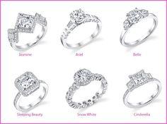 Disney Princess Engagement Rings 2010