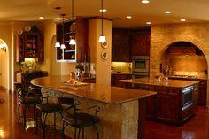 Custom Home Builder San Antonio Texas, Parade of Homes San Antonio, Luxury Kitchens Pictures, Interior Design, Exteriors - Dale Sauer Homes
