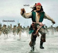 Basically<<< I am LOVING all these Directioner vs VEVO edits... I hope they see all of them:) *cue in evil laugh muahahaa