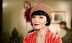 As Miss Fisher's Murder Mysteries returns to ABC for a third series, costume designer Marion Boyce shares her favourite looks for Essie Davis's lady detective Turbans, Detective Costume, The Babadook, Hair Setting, 20s Fashion, Vintage Fashion, Murder Mysteries, Cozy Mysteries, Trends