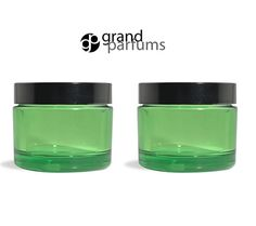 3 UPSCALE 1.7 Oz Green Amber or Charcoal PET by GrandParfums
