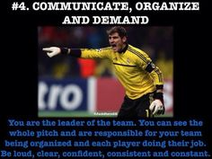 Be the difference #goalkeeper