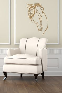@CatMonster513 wall decal that you always draw. just buy it and stick it on :)